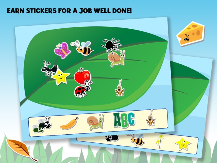 Brainy Bugs Preschool Games screenshot-4