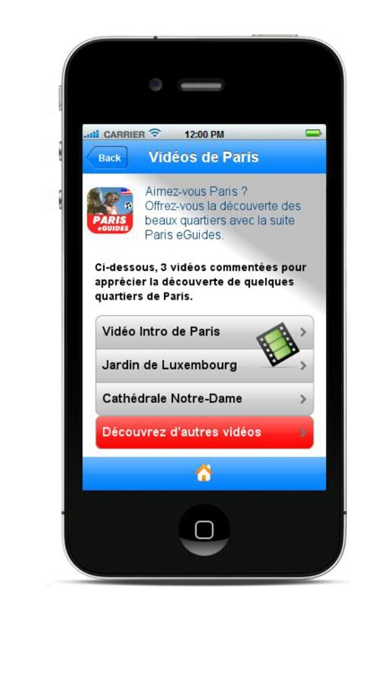 Paris Metro RER, trains, TGV, paris videos, help, gps, paris map... screenshot-4