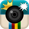 Awesome InstaFotoCollage - Blend Yr Beautiful Pictures to Ultra Fashionista Collage Photo Editor