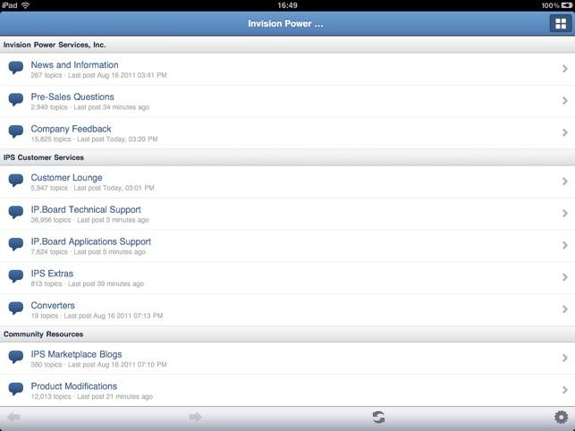 IPB Buddy on the App Store