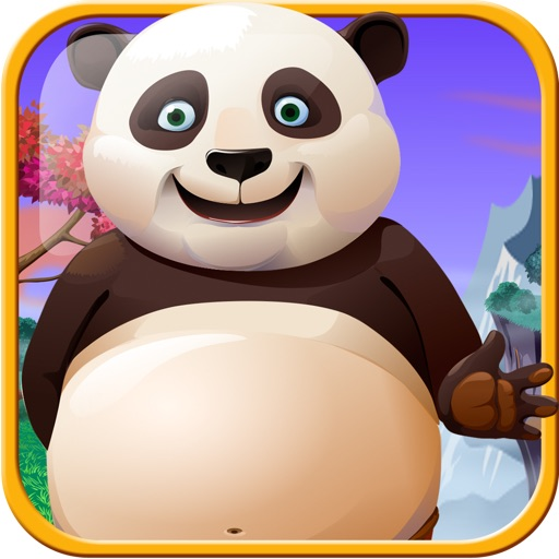 Panda Run - Tap to Pop Up and Jump icon