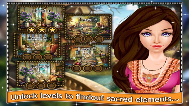 Sacred Elements on Earth Mystery - Hidden Objects