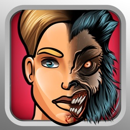 WerewolfBooth: Turn yourself into a True Werewolf (New Monster Photo/Pic Booth & Blood Cam for Instagram)
