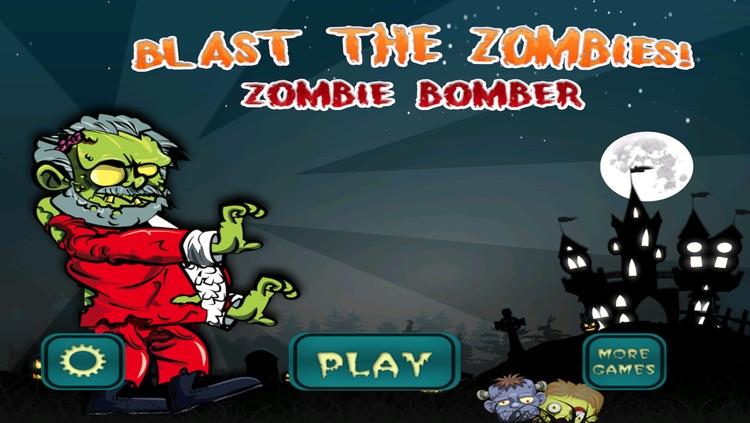 Blast the Zombies! zombie Bomber screenshot-4