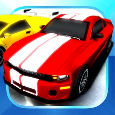 Activities of Traffic racers 3D jigsaw puzzles for toddlers, kids and teenagers with muscle cars, street rod and a...