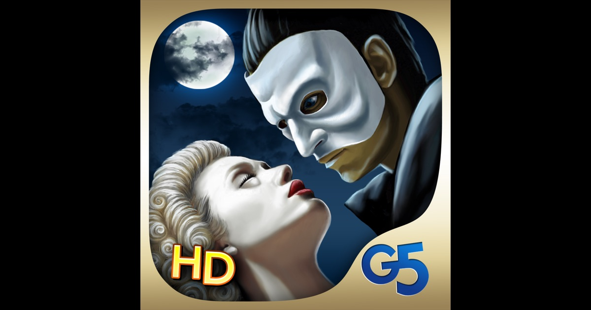 Mystery of the opera hd app store