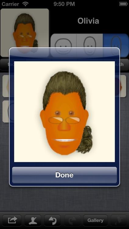 Memo for Faces screenshot-3