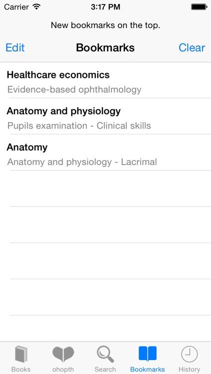 Oxford Handbook of Ophthalmology, 2nd edition screenshot-4