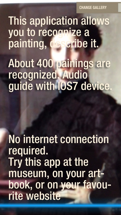 The Metropolitan Museum of Art MET ID Audio Guide screenshot-0