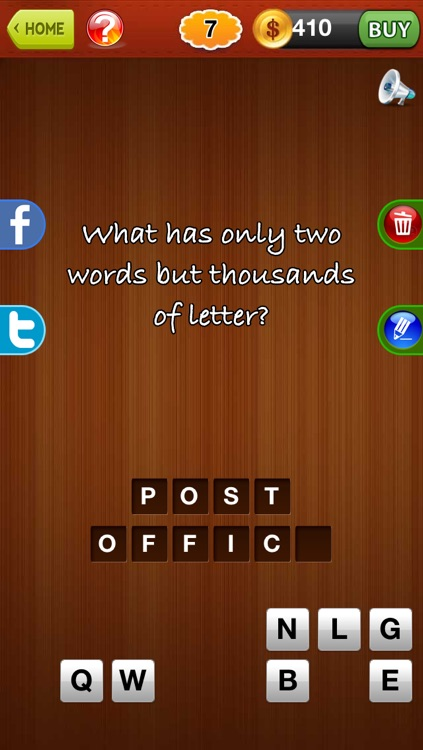Let´s Guess Riddle ™ reveal what is the riddles from addictive word puzzle quiz game screenshot-3