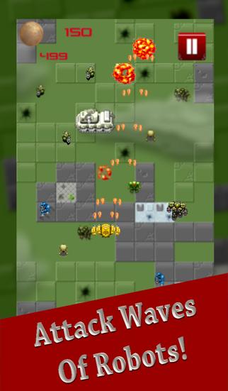 Robot Wars: Mech Rampage Dead Ahead screenshot one