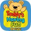 Teddy's Having Fun