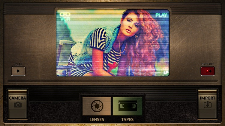 VHS FX Maker screenshot-0