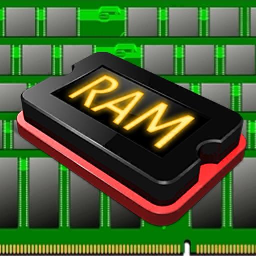 Размер свободной памяти RAM (ОЗУ).