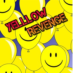 Balloon Tiles Yellow Revenge