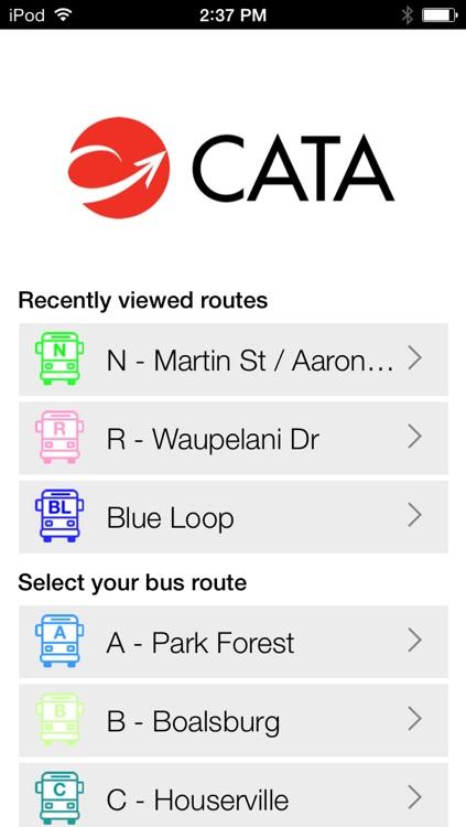 CATA screenshot-1