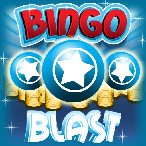 Bingo Blast Casino Card Blitz HD - Vegas & Macau Style Lotto Jackpot Game Multiplayer Free icon