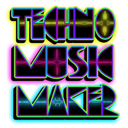 Techno Music Maker icon