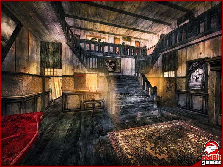 Haunted Manor HD FULL screenshot-0