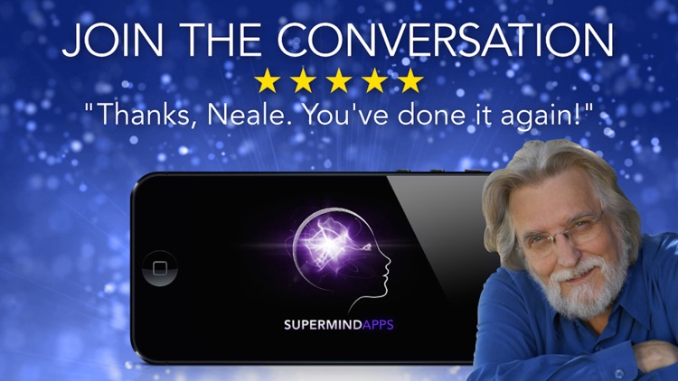 Neale Donald Walsch Meditation: Your Own Conversations With God screenshot-0