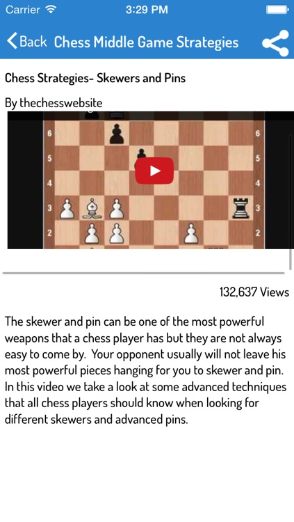 Chess Guide - Beginner To Master screenshot-3