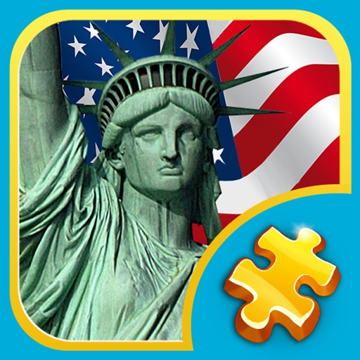 Jigsaw Puzzles: USA icon