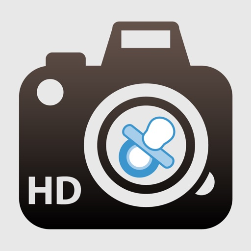 Cam++ Baby Photo Frames HD