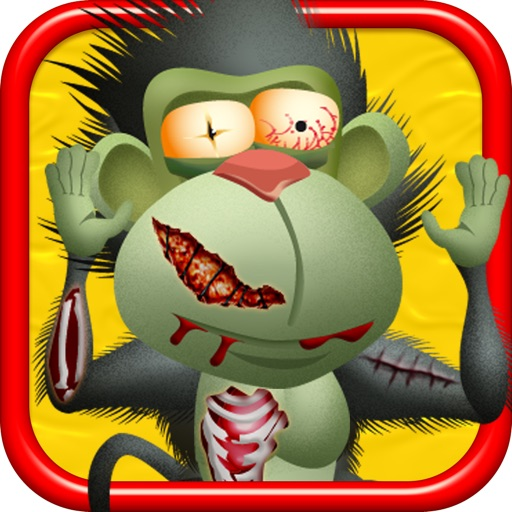 Animal Zombies and Friends of Banana Town Hill - FREE Game! icon