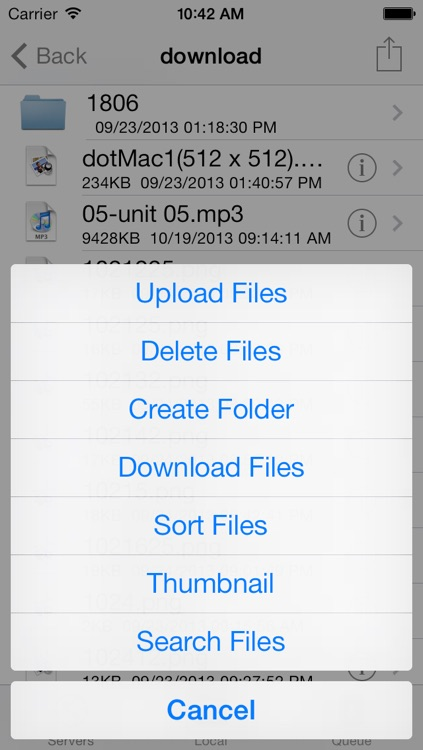 Easy File Sharing Web Server App
