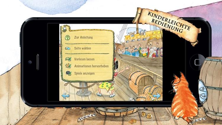 Der kleine Pirat - Kirsten Boie, Silke Brix screenshot-3