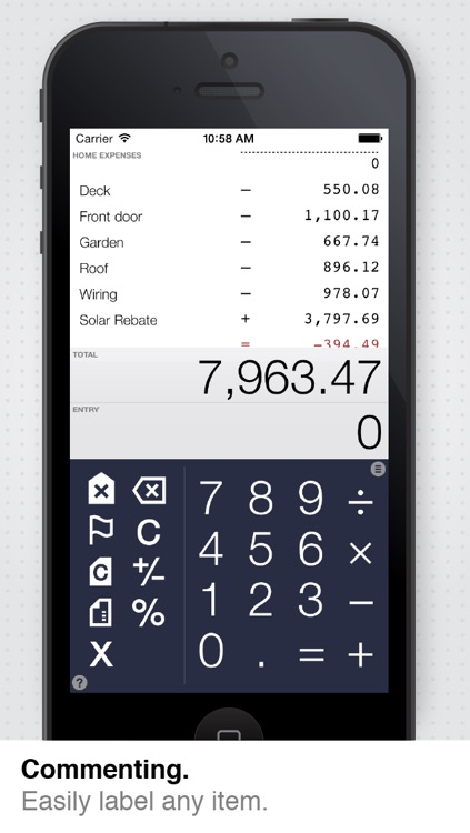 Digits, the calculator for humans screenshot-3