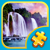 Jigsaw Puzzles: Waterfalls
