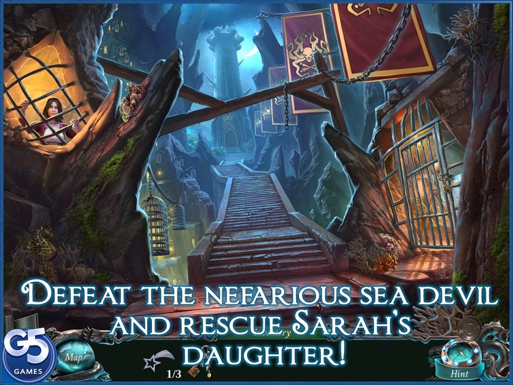 Nightmares from the Deep™: Davy Jones, Collector's Edition HD (Full) screenshot-4