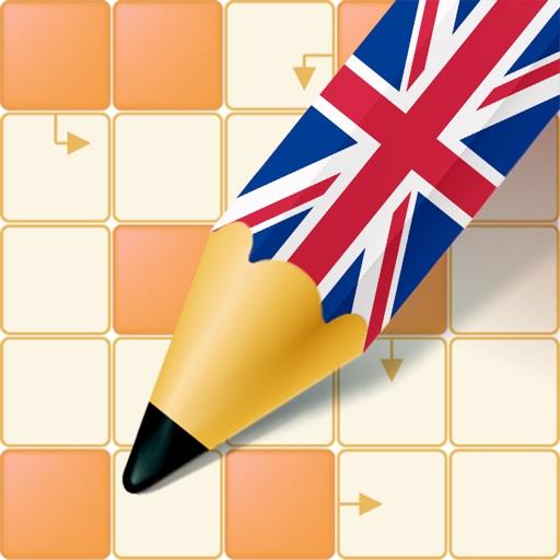 Aprenda Inglês com Palavras Cruzadas