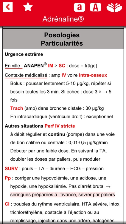 Urgences pédiatriques LITE screenshot-4