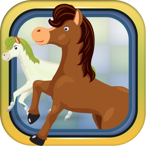 Fast Horse Track Running Race Frenzy - Quick Tap Rival Riding Racer Pro