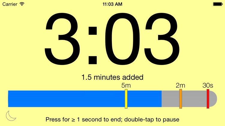 Presentime Synchronized Presentation Timer screenshot-2