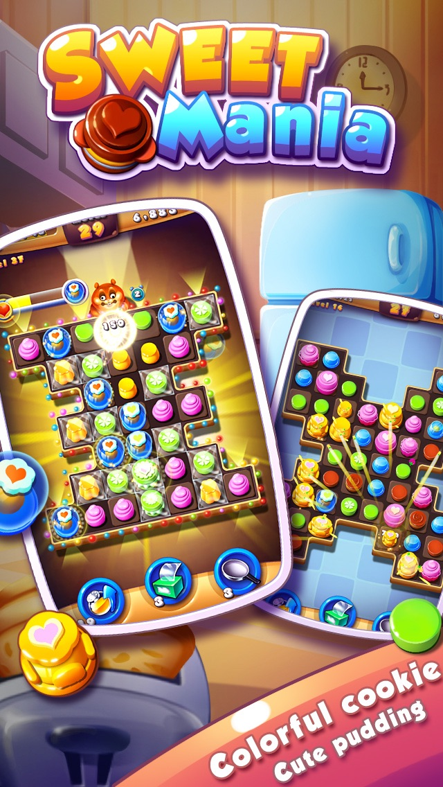 Sweet Mania screenshot one