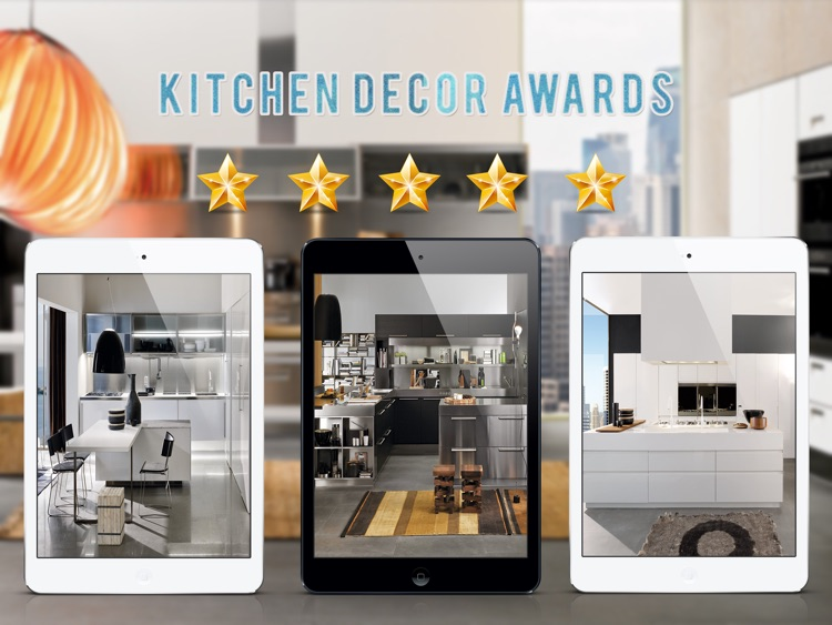 Kitchen Decorating Ideas for iPad