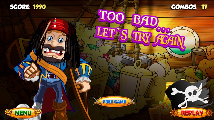 Top Pirate - Top Free Awesome Arcade and Endless Game with Great 3D Graphics and Effects screenshot-3