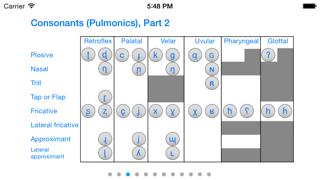 Interactive IPA screenshot three