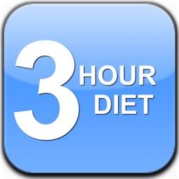 3 Hour Diet Plan:Simple Diet lose 10 lbs in 2 weeks+