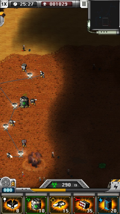 BioDefense: Zombie Outbreak screenshot-3