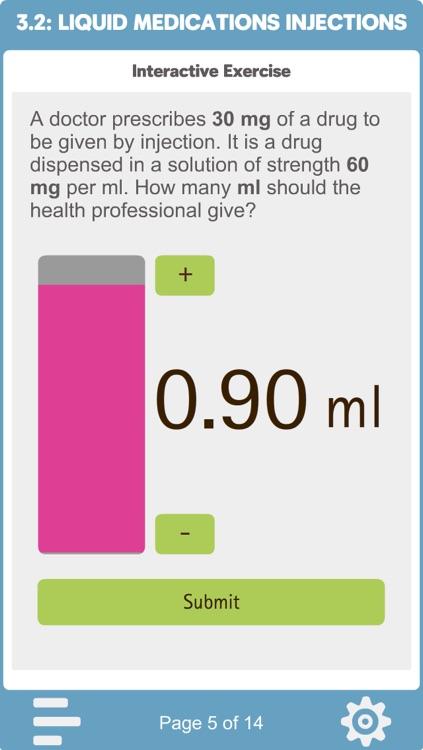 Mastering Drug Calculations screenshot-4
