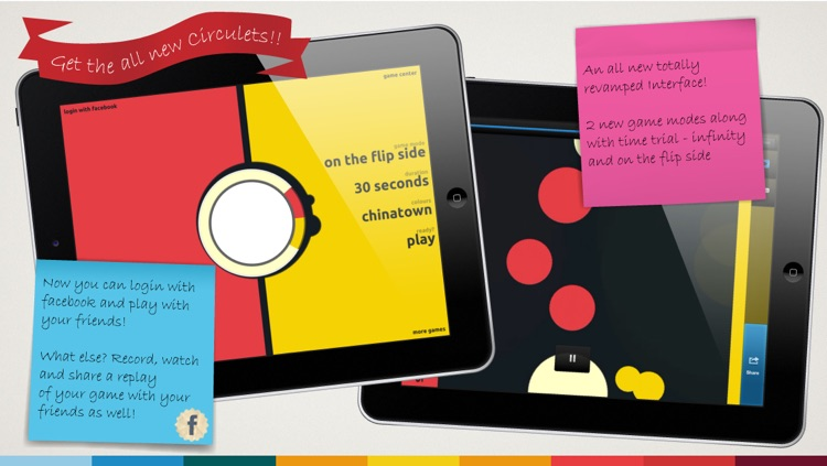 Circulets: the game for families, friends and parties