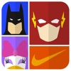 Icons and Logos Pop Quiz Free - 2 Games in 1