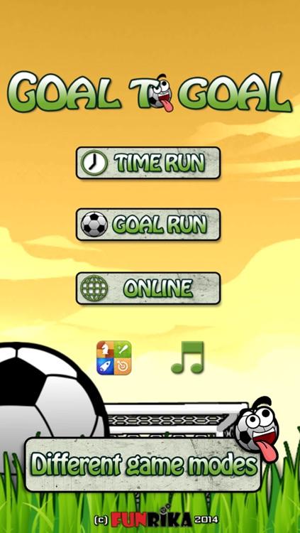 Goal To Goal