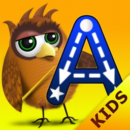 Kids Academy • Learn ABC alphabet tracing and phonics. Montessori education method.