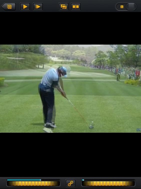 Golf Swing Analyzer HD By CS Sports - Coach's Instant Slow motion Video Replay Analysis screenshot-3
