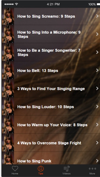 Singing Tips – Learn How To Sing Better 3
